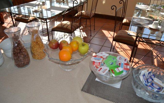 Ontbijt van Bed en breakfast Quinta Alto São João by Petit Hotels