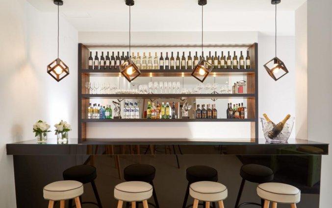 Bar in hotel Domus in Porto