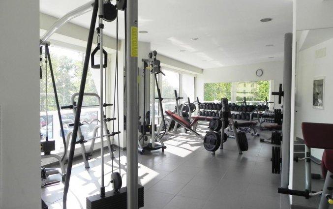 Fitnesscentrum bij Aparthotel Lungotuvere in Rome