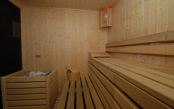 Sauna van Aparthotel Lungotuvere in Rome