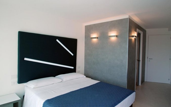 Tweepersoonskamer van Aparthotel lungoteversuite in Rome