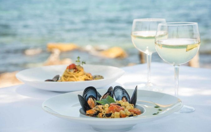 Eten van Hotel Riva Del Sole in Puglia