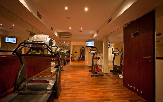 Sportzaal van Hotel Golden Tulip Warsaw Centre