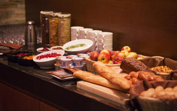 Ontbijt van Hotel Golden Tulip Warsaw Centre