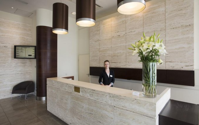 Receptie van Hotel Golden Tulip Warsaw Centre