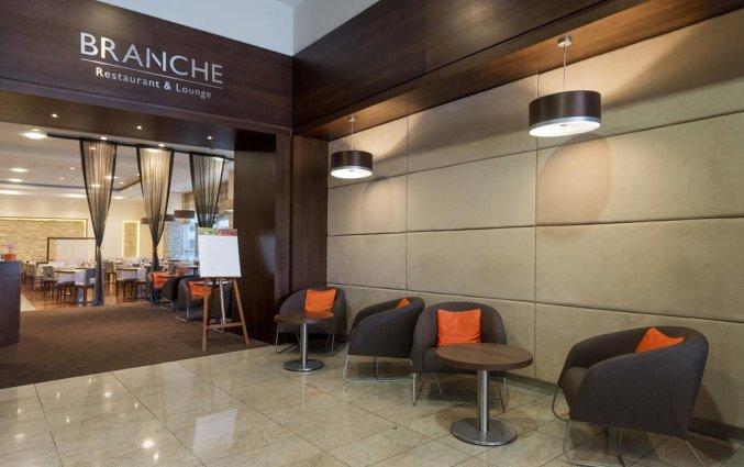 Bar en lounge van Hotel Golden Tulip Warsaw Centre