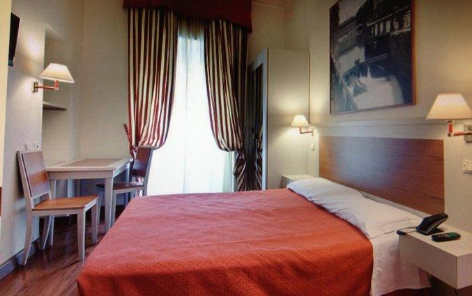Tweepersoonskamer van Hotel Rio in Milaan
