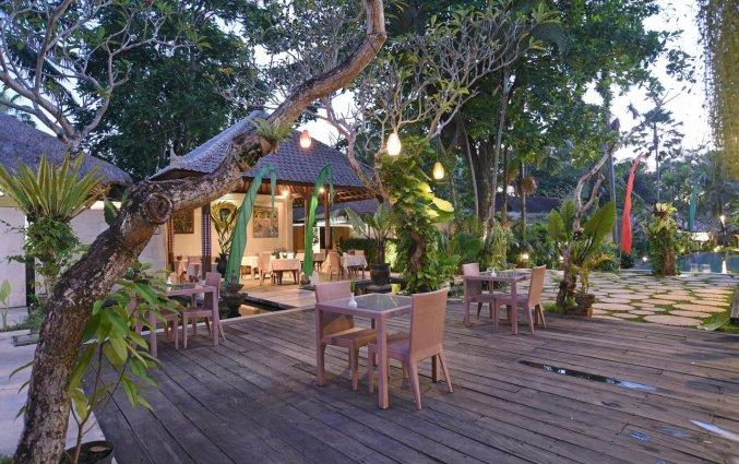 Eetplek van Resort Y Ubud