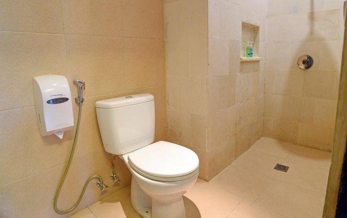 Badkamer van Resort Y Ubud