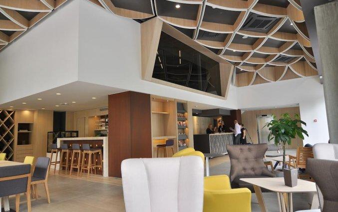 Lounge van Hotel Nox Ljubljana