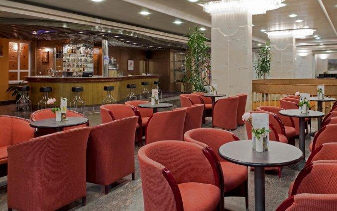 Café van Hotel Bluesun Alga in Dalmatië