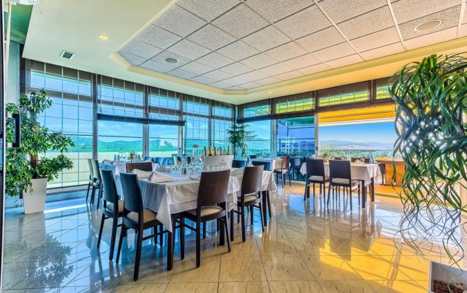 Restaurant van Hotel Panorama in Dalmatie