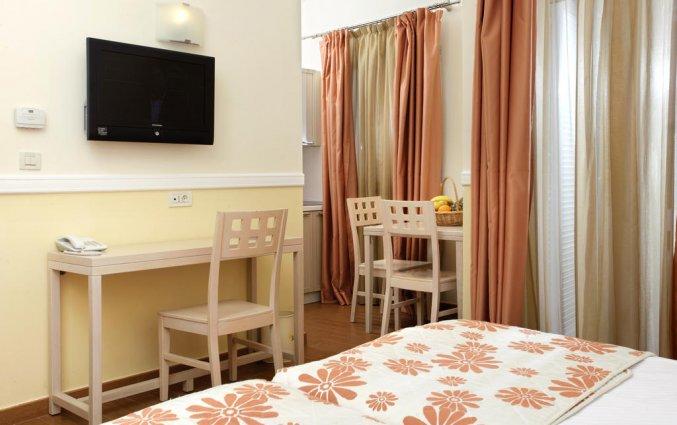 Tweepersoonskamer van Villas Kornati