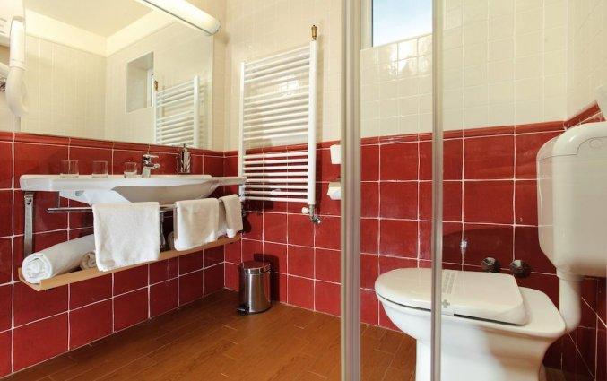 Badkamer van Villas Kornati