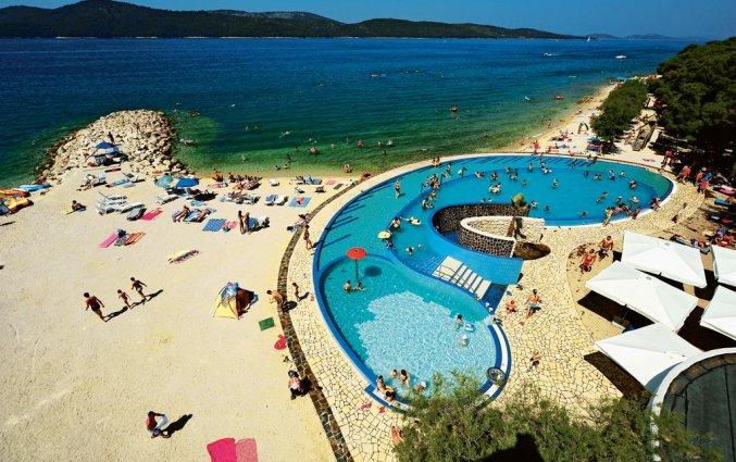 Zwembad van Villas Kornati