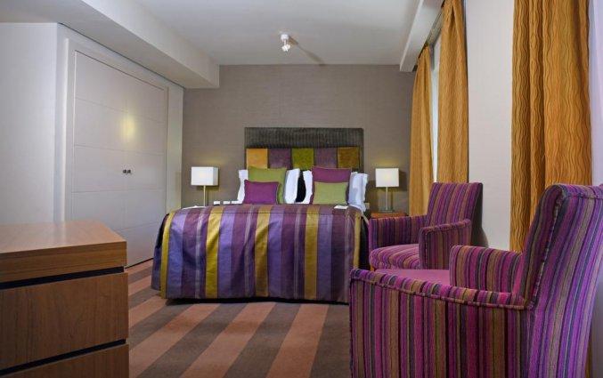Tweepersoonskamer van Hotel Ten Hill Place in Edinburgh