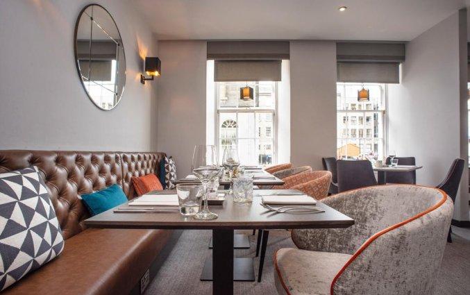 Restaurant van Hotel Ten Hill Place in Edinburgh