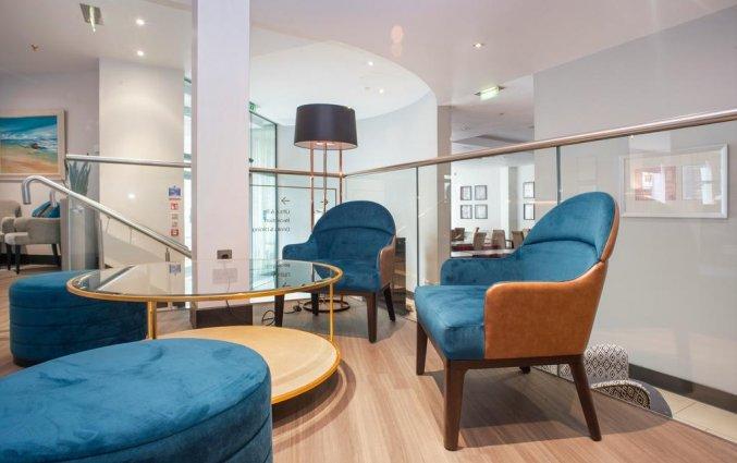 Lobby van Hotel Ten Hill Place in Edinburgh