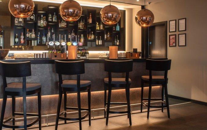 Bar van Hotel Ten Hill Place in Edinburgh