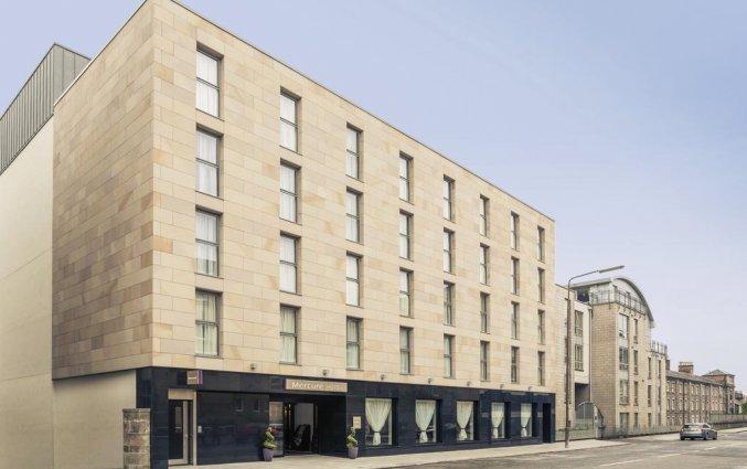 Gebouw van Hotel Mercure Edinburgh Haymarket in Edinburgh