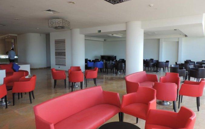 Lobby van Hotel Allegro in Agadir