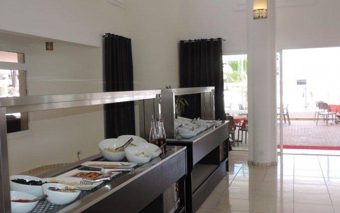Restaurant van Hotel Allegro in Agadir