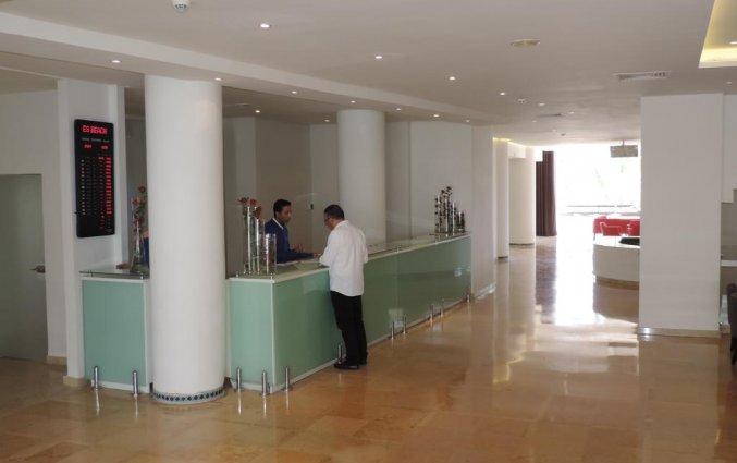 Receptie van Hotel Allegro in Agadir