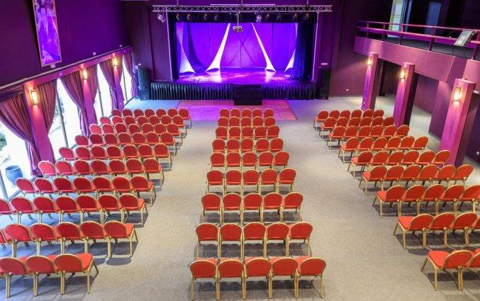 Theater van Hotel Allegro in Agadir