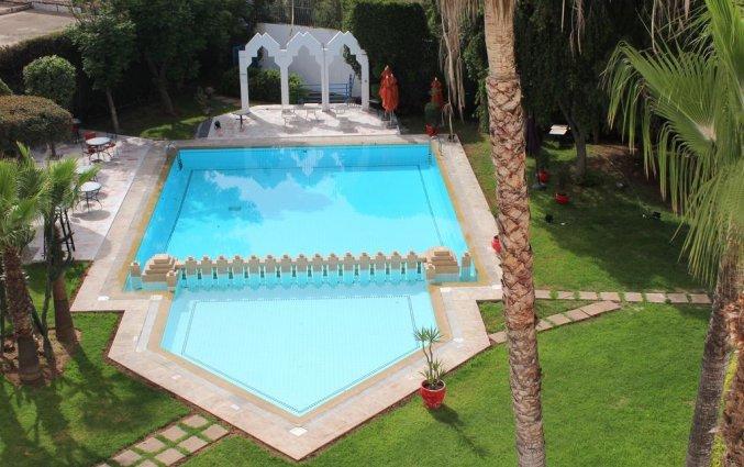 Buitenzwembad van Hotel Senator Agadir