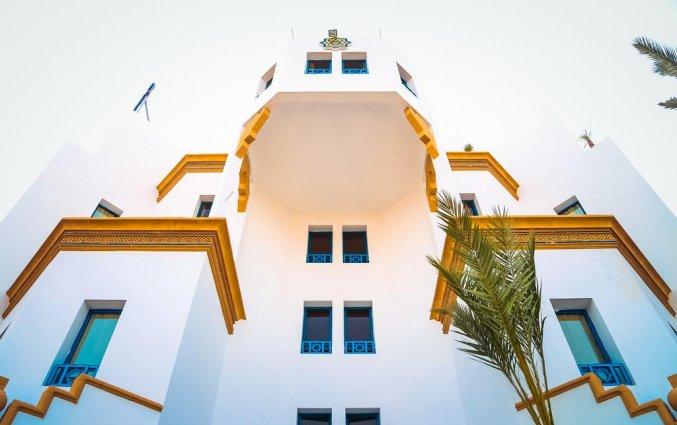 Buitenaanzicht van Hotel Senator Agadir