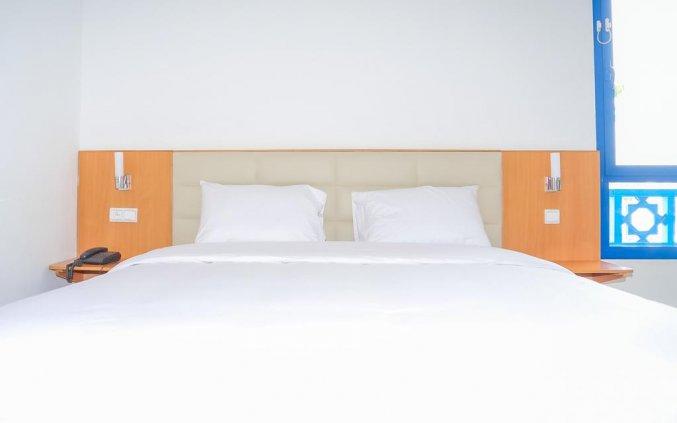Tweepersoonskamer van Hotel Senator Agadir