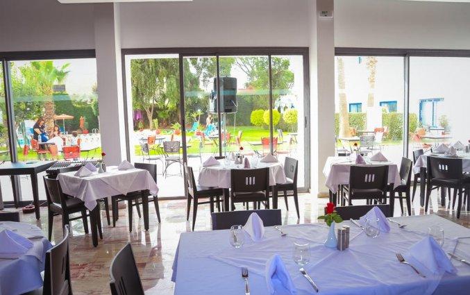 Restaurant van Hotel Senator Agadir