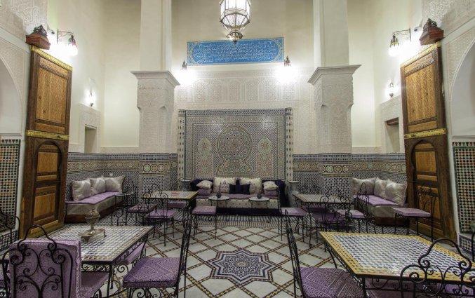 Patio van van Riad Taryana in Fez