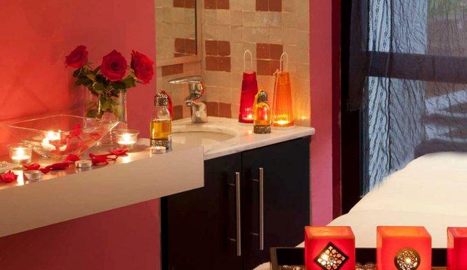Massageruimte van Hotel Barcelo Fes Medina in Fez