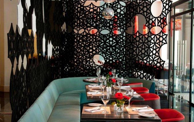 Restaurant van Hotel Barcelo Fes Medina in Fez in Fez