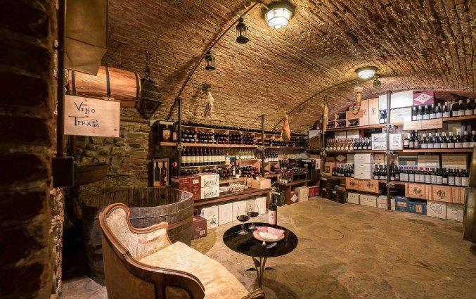 Ginori Al Duomo-Wijnkelder