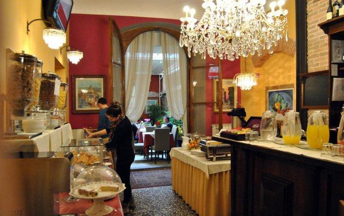 Ginori Al Duomo-Ontbijtbuffet