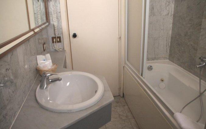 Badkamer van hotel Le Due Fontane Florence