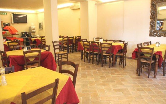 Restaurant van hotel Le Due Fontane Florence