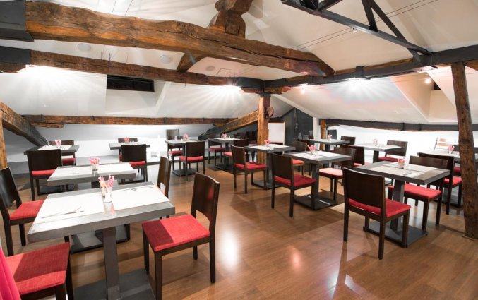 Ontbijtzaal van Hotel Petit Palace Arana in Bilbao
