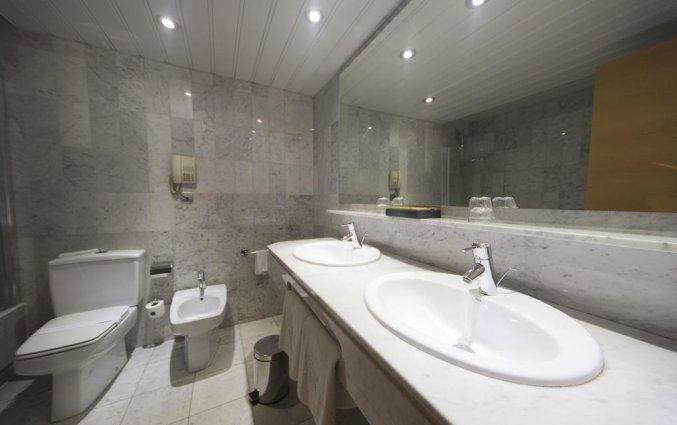 Tweepersoonskamer van Hotel Silken Indautxu in Bilbao