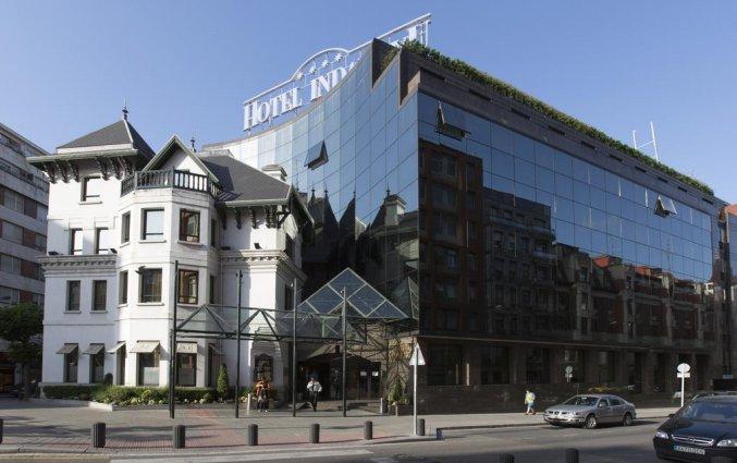 Hotel Silken Indautxu in Bilbao