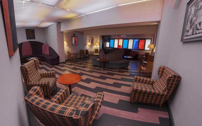 Lobby van hotel Bilbi Bilbao