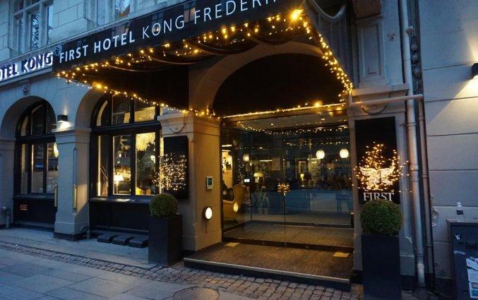 First Hotel Kong Frederik-Ingang