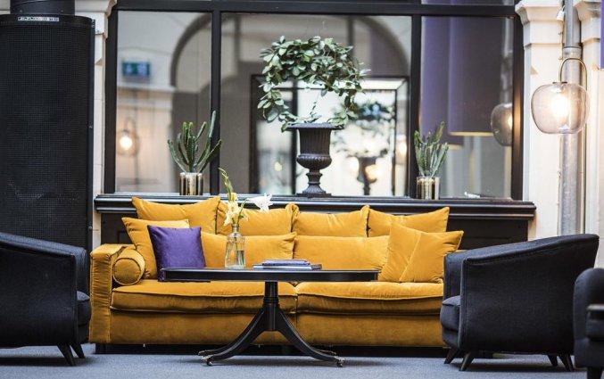 First Hotel Kong Frederik-Lounge