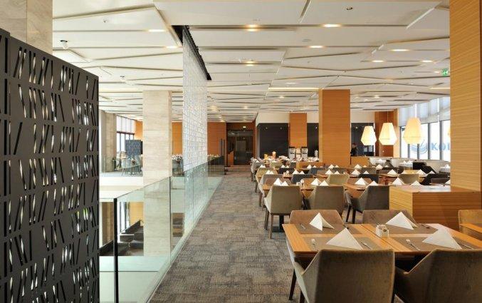 Radisson Blu Plaza Hotel Ljubljana-Restaurant