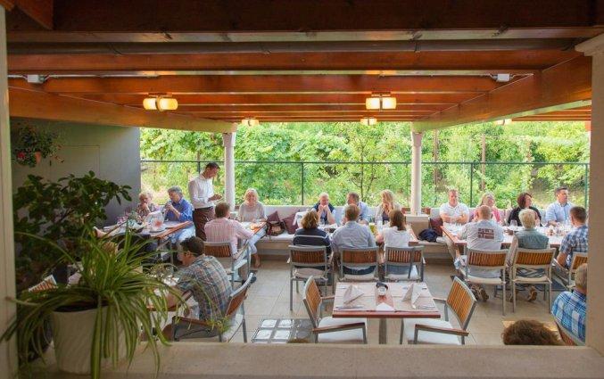 Restaurant van Hotel Villa Amfora