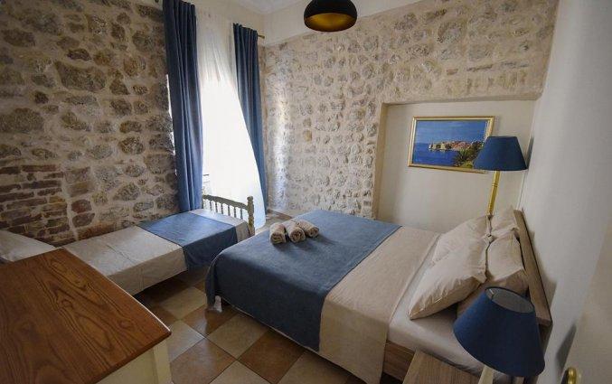 Kamer van appartement in Apartementen Mia in Dubrovnik