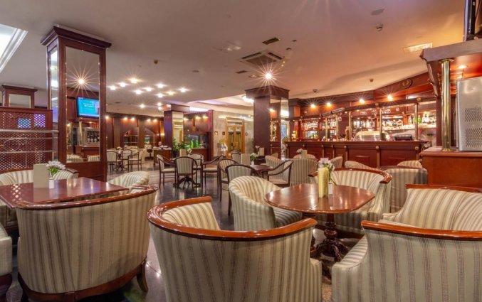 Bar van Hotel Golden Ring in Moskou