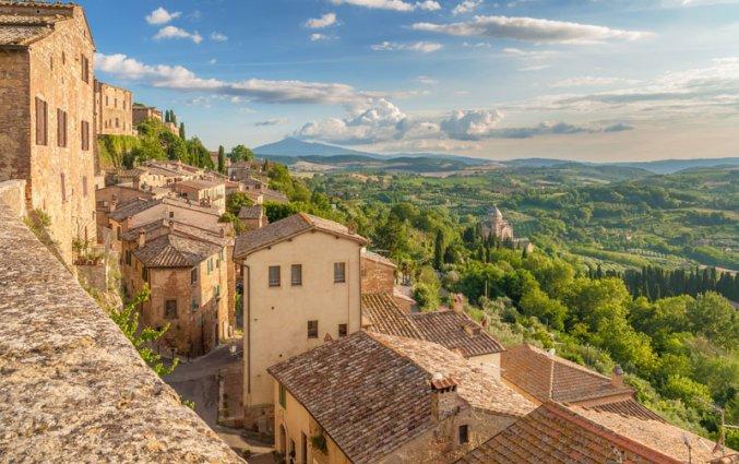 Toscane - Uitzicht